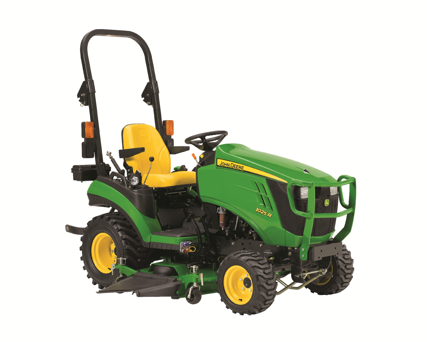 1 Family Sub-Compact Tractors