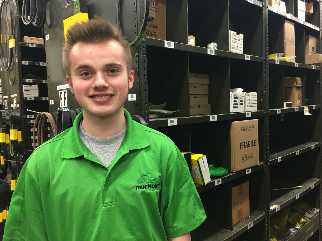 Cam Dufner, Integrated Solutions Intern