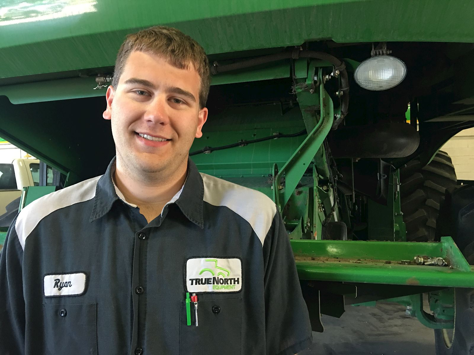 Ryan Drees, Grand Forks Mobile Service Technician