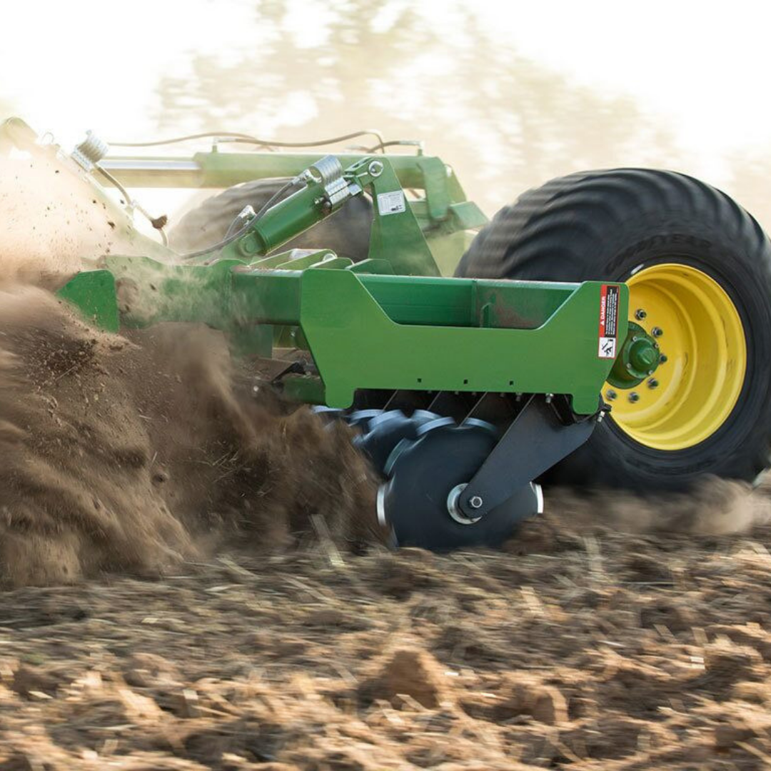 We Demo'd The 2680H And It Proved Why It's The Best Addition To Deere's Tillage Lineup