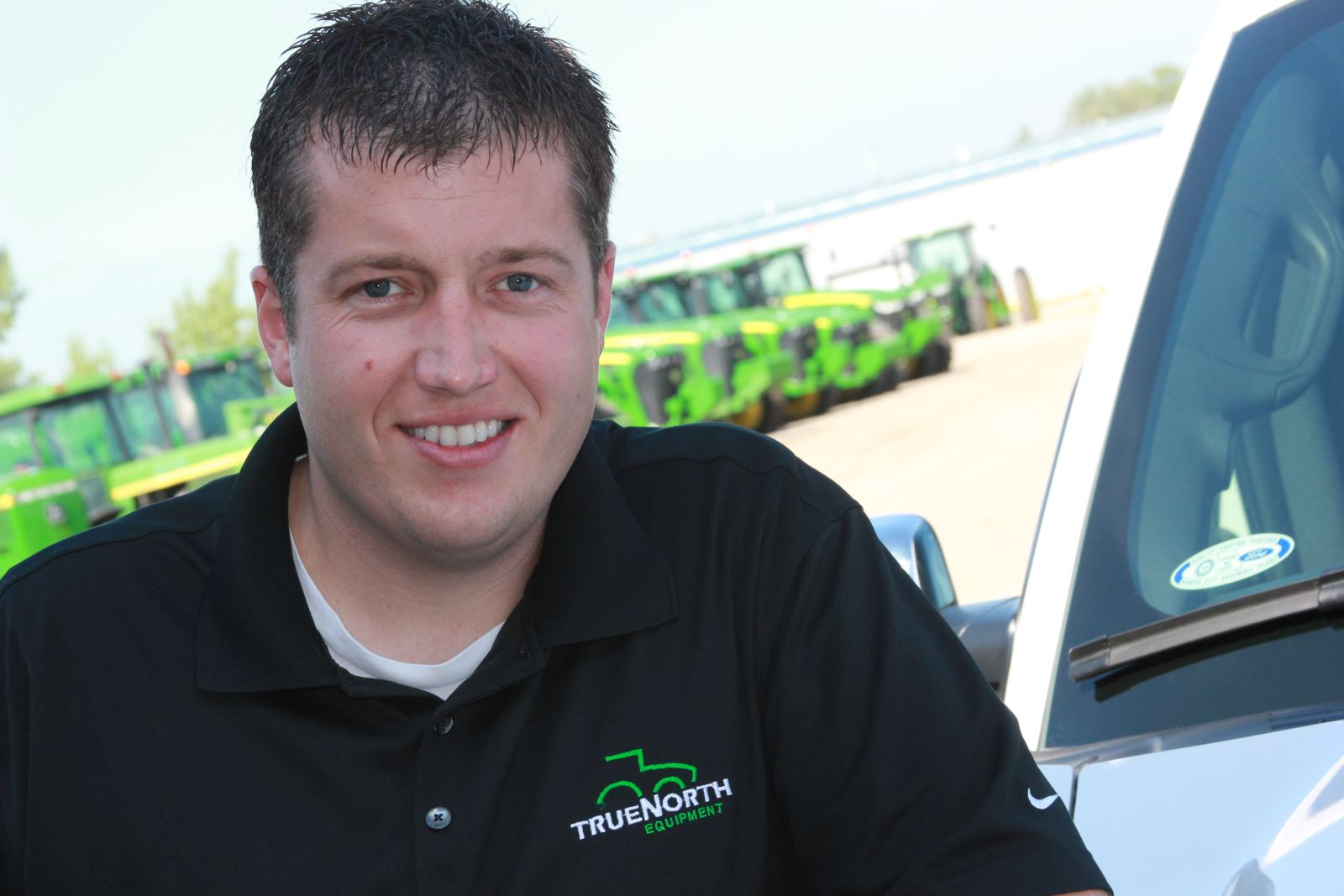 Casey Olson, Grand Forks Ag Sales