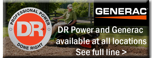 DR Power and Generac Portal