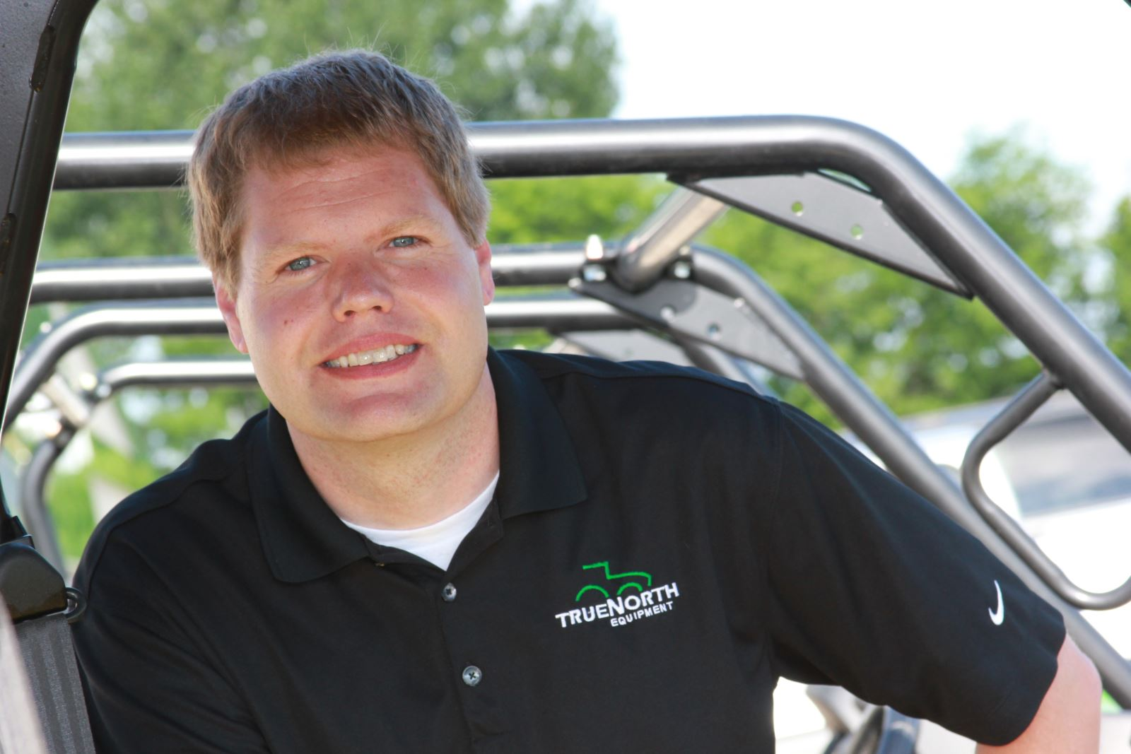 Jeremy Glanner, Grafton Small Ag/Turf Sales