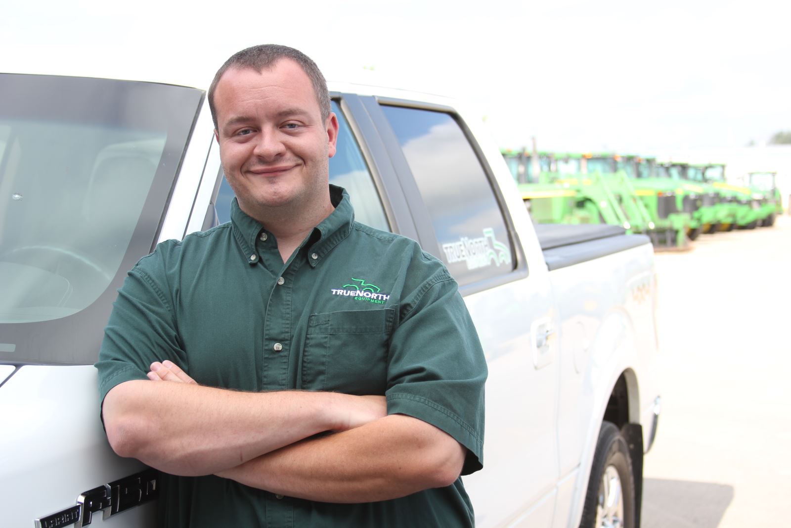 Joe Breidenbach, Ag Sales Manager