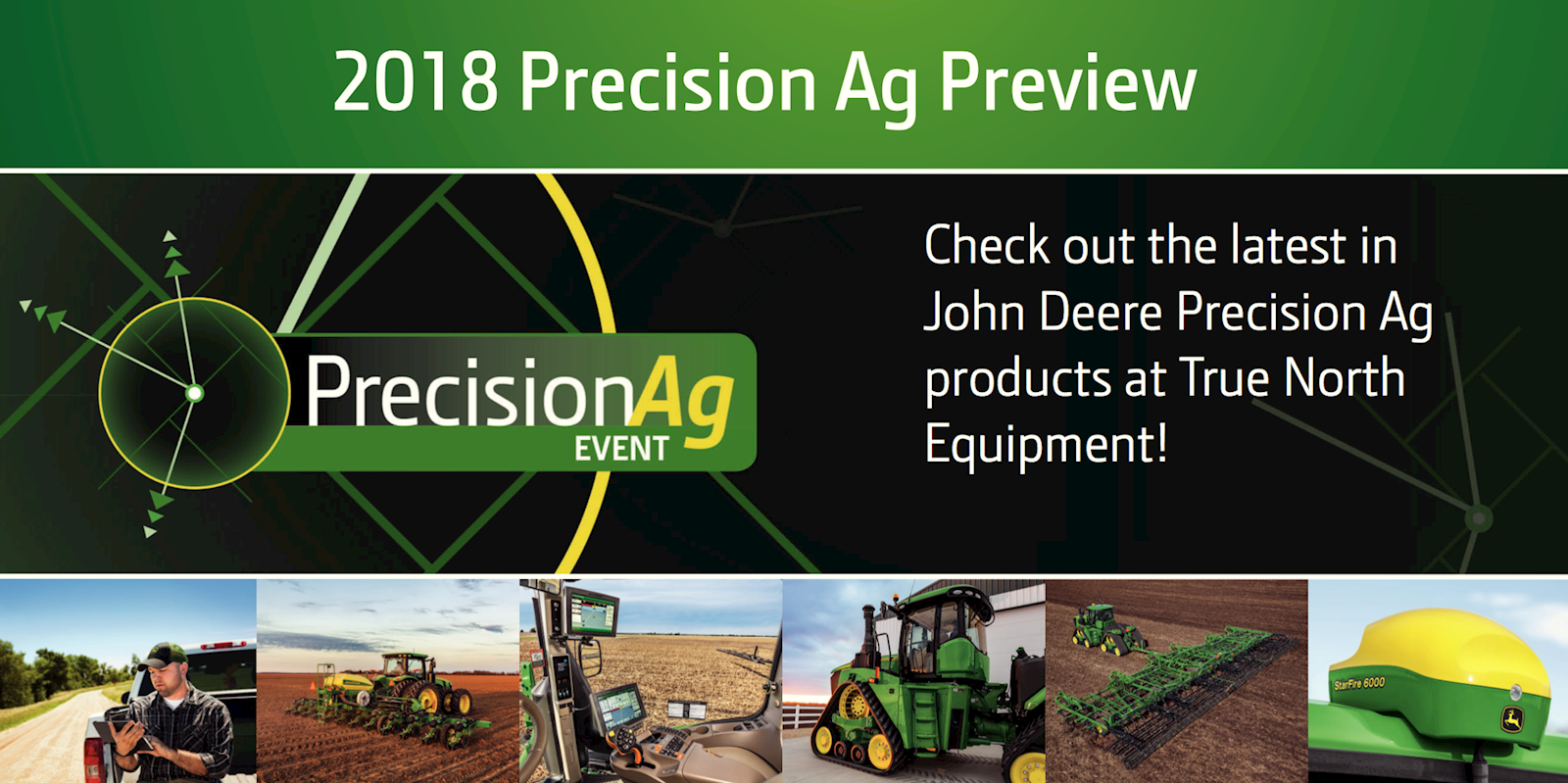 Precision Ag Preview