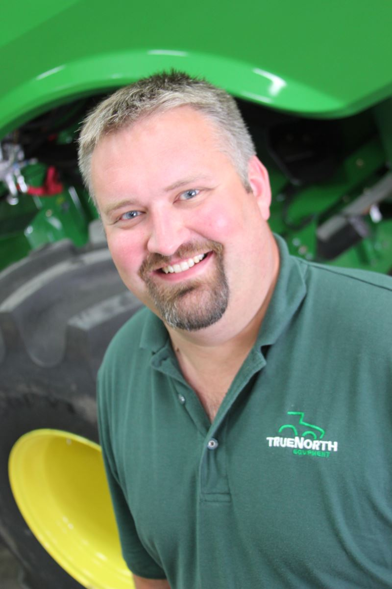 Thomas Gullickson, Grafton Ag Sales