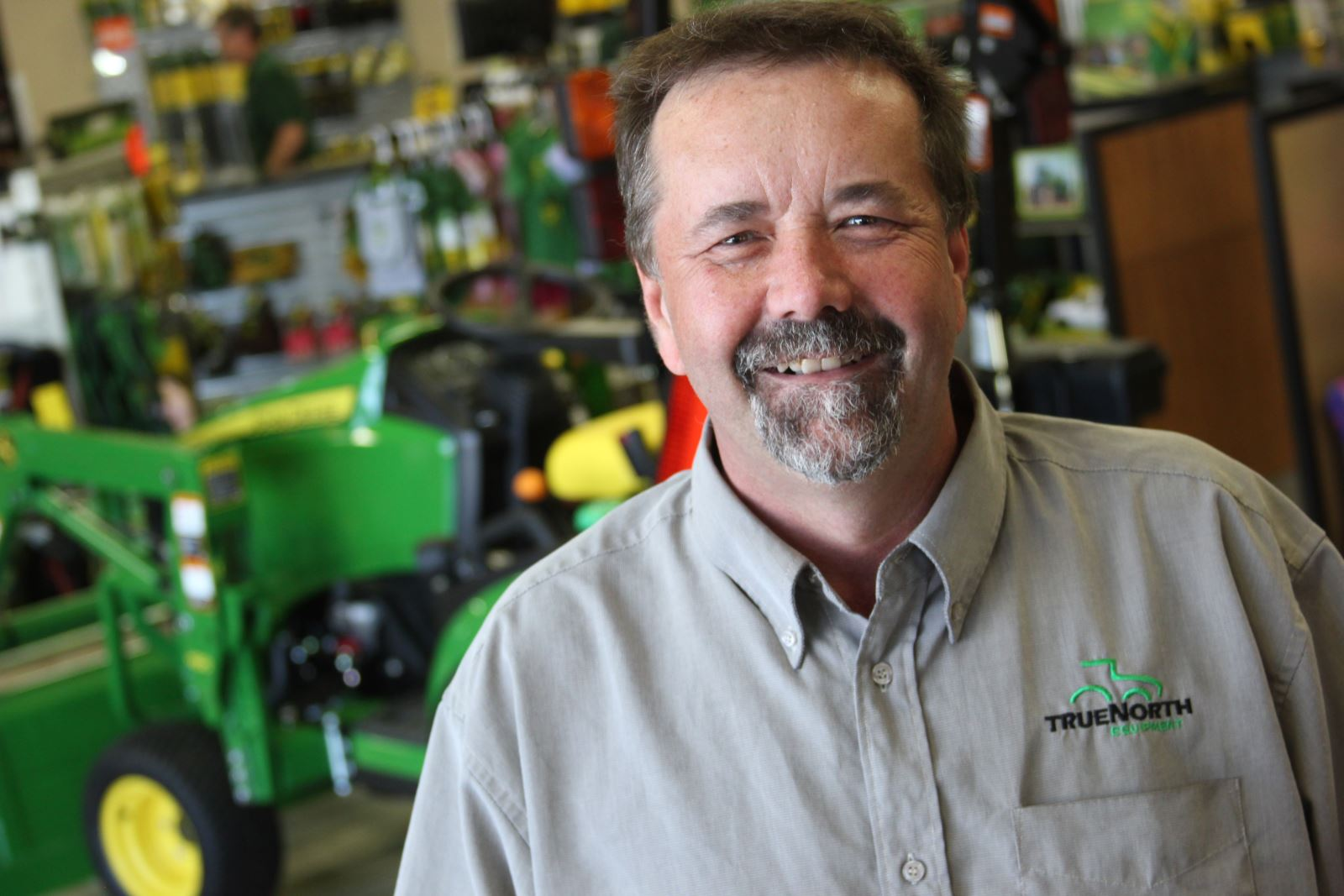 Todd Swartz, Grand Forks Small Ag/Turf Sales
