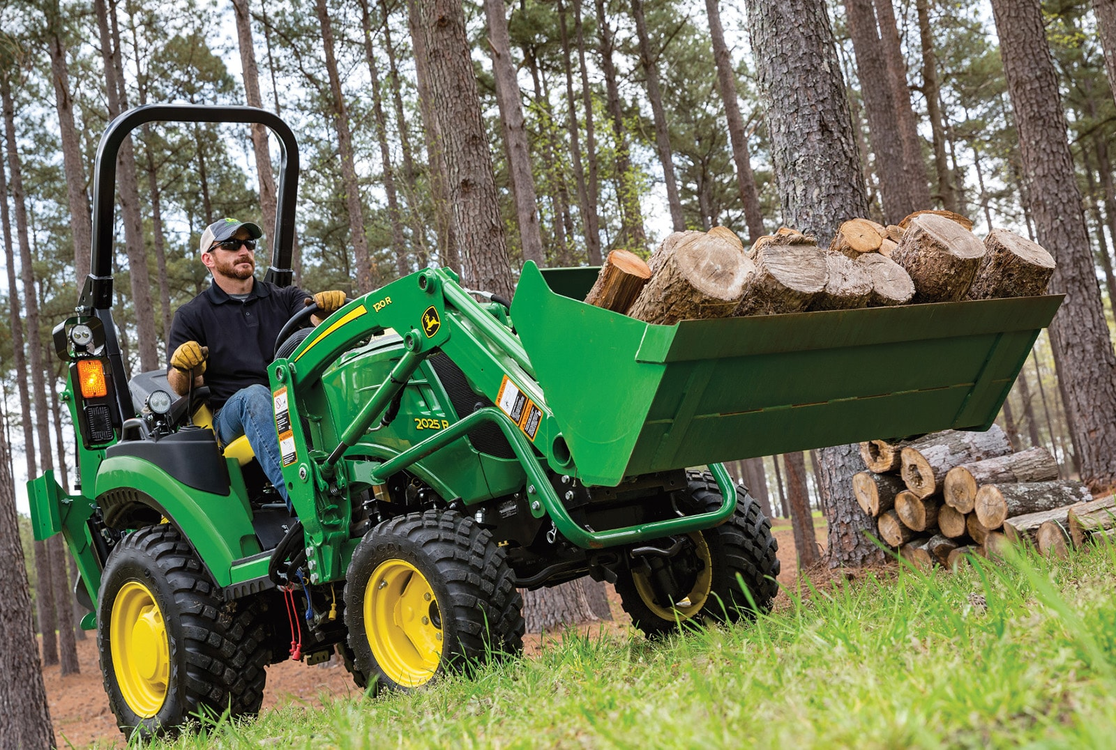 Small Compact Tractor Sales