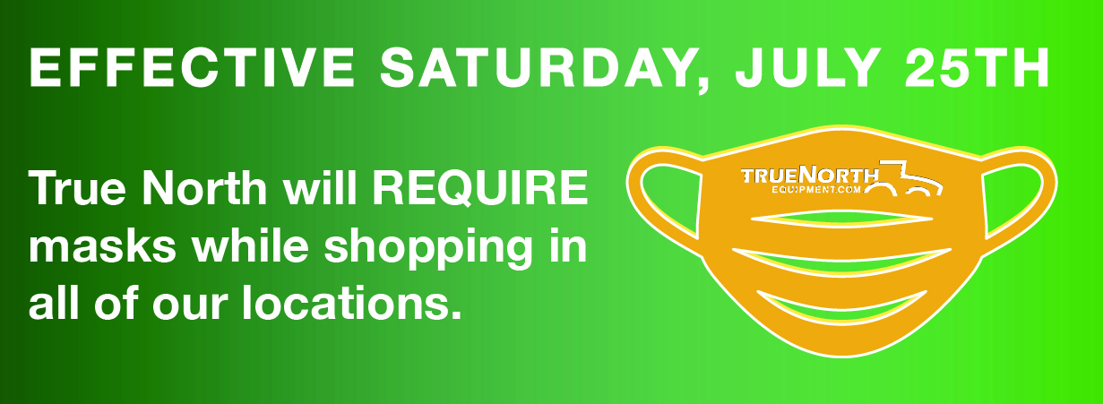 Effective July 25th Masks will be required to shop in all locations.